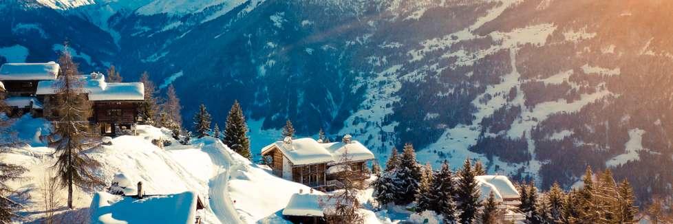 Skireisen im Apartment